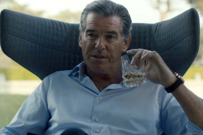 'I.T.' Trailer Sees Pierce Brosnan Battling a Hacker