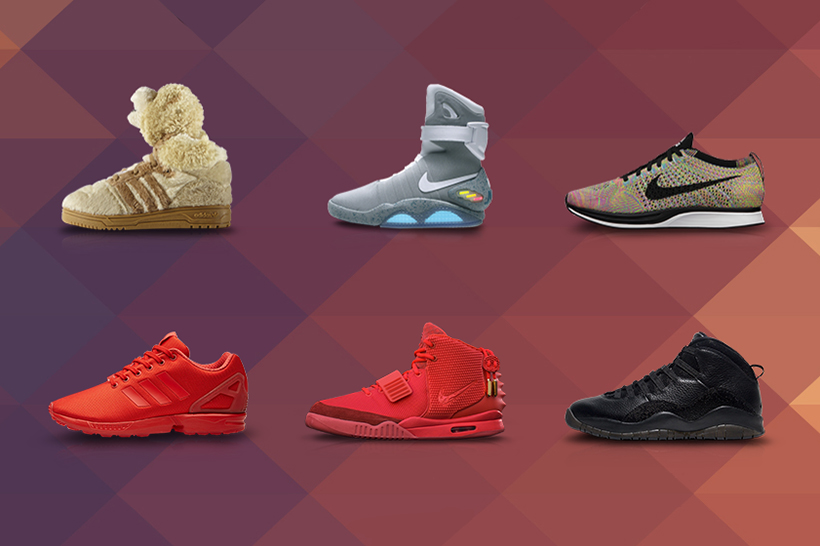 The Idle Man Lets You View the History of Your Favorite Sneakers