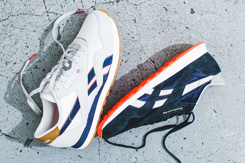 Jack Threads and Reebok Link up to Unleash the Classic Nylon Pack