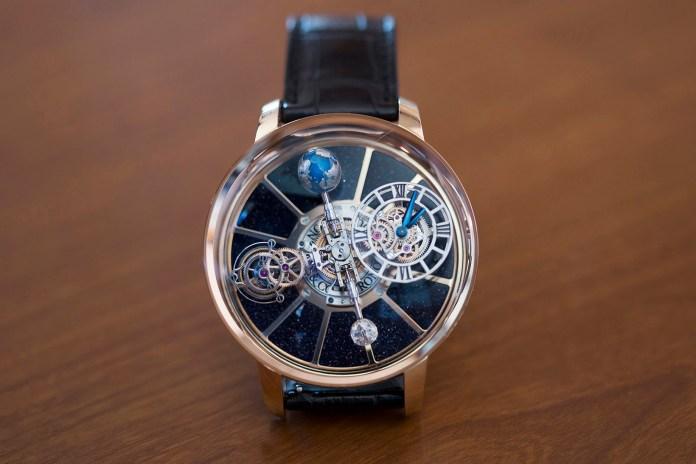 Jacob The Jeweler Unveils His Own Incredible Astronomia Tourbillon