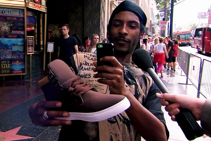 Jimmy Kimmel Hilariously Pranks the Public With the adidas Yeezy Boost 1150