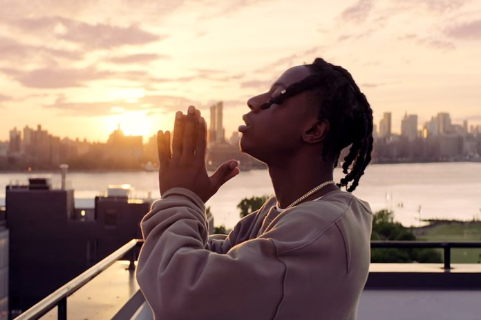 "Joey Bada$$ Reminisces About Life Before Fame in ""Devastated"" Video"