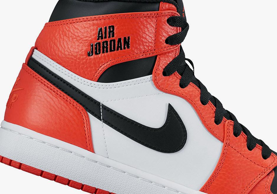 "Jordan Brand Says Goodbye to ""Wings"" Logo on Iconic Jordan 1 Silhouette"