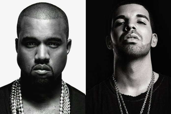 A Mysterious LA Billboard Hints a Kanye West and Drake Collaboration Is Near