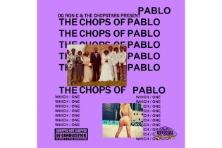 Listen to Kanye West's 'The Life of Pablo' Chopped & Screwed by OG Ron C