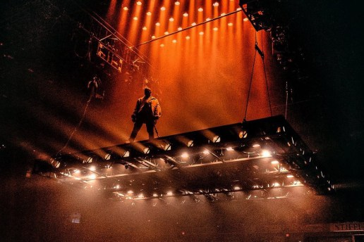 Kanye West Sheds Light on the Inspiration Behind the Saint Pablo Tour's Floating Stage