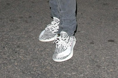 Kanye West Flaunts Unreleased Yeezy Boosts Following the 2016 MTV VMAs