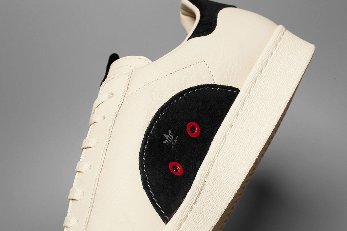 "An ""Off White"" Rework of adidas Originals' Superstar 80s"