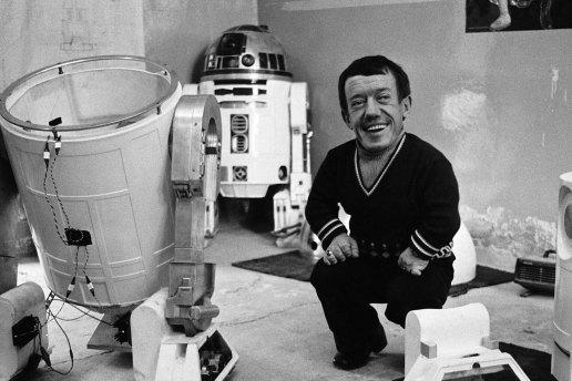 Kenny Baker, The Original Artoo, Passes Away at 81