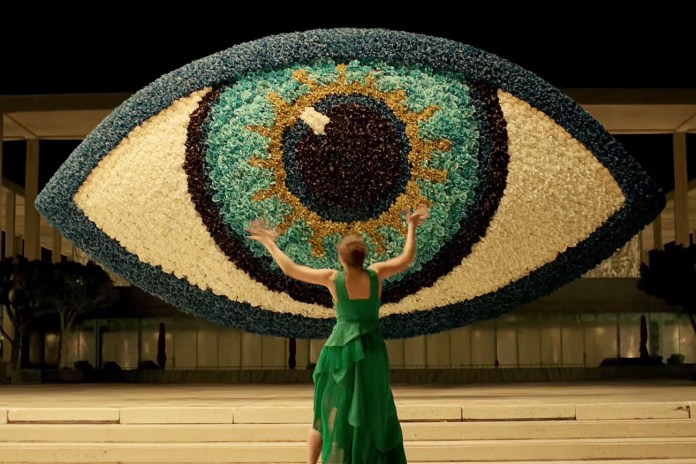 The 'KENZO World' Film Directed by Spike Jonze Stars Margaret Qualley Dancing Like a Possessed Soul