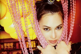 Kiko Mizuhara Wanders Through Beijing Streets for 'Numéro TOKYO' Editorial