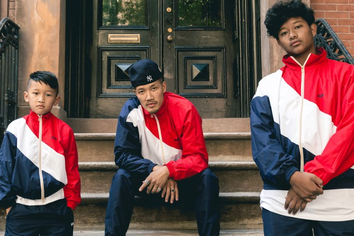 KITH Turns Back Time With Upcoming Atlanta Tracksuit Capsule