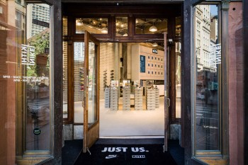 A Closer Look at the KITH and Nike Pop-Up Store in New York