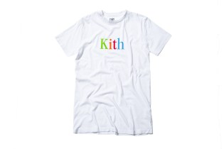 KITH Pays Homage to Retro Tech Company Logos With New T-Shirt Collection