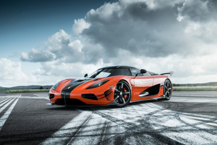 Koenigsegg Officially Unveils Its Agera XS Ahead of Monterey