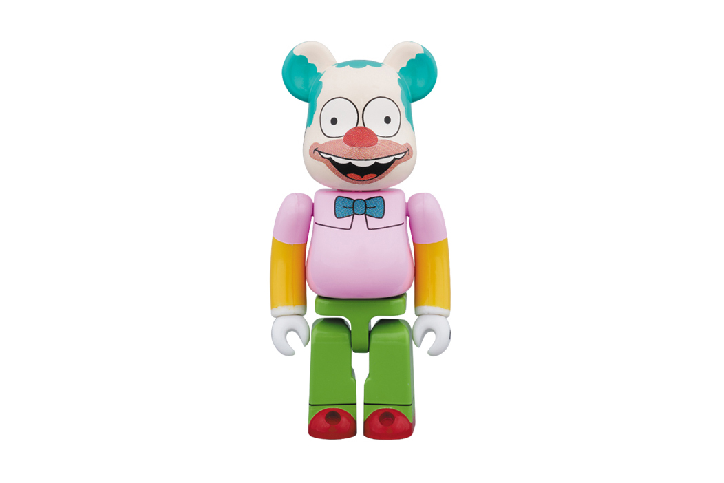 Krusty the Clown Gets the Bearbrick Treatment