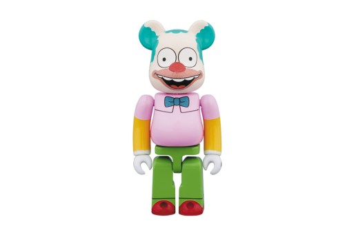 Krusty the Clown Gets the Bearbrick Treatment