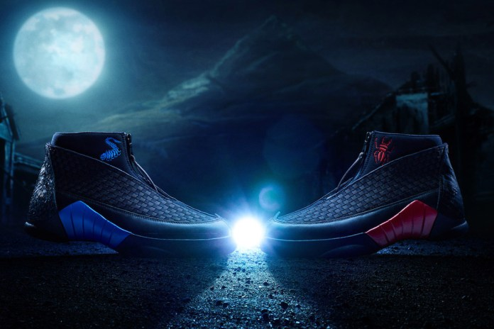 Jordan Brand's Special Kubo x Air Jordan 15 Is Inspired by the Film's Theme of Good vs. Evil