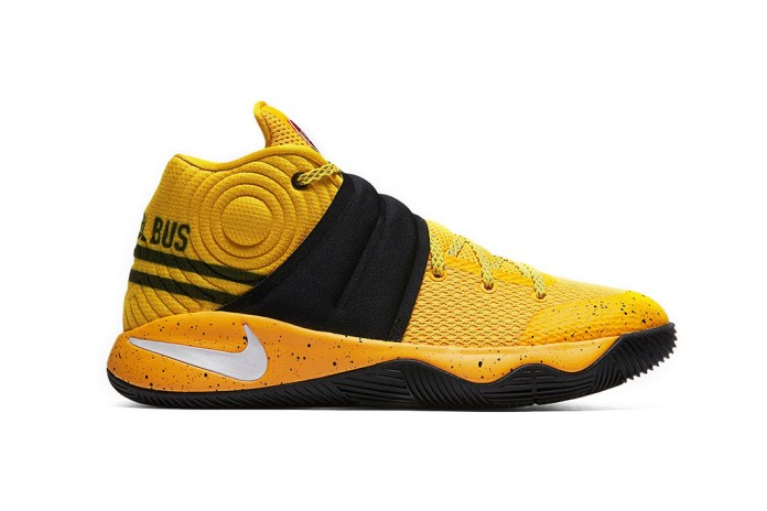 "Kyrie Irving Takes His Defenders to School in the Latest Nike Kyrie 2 ""School Bus"" Drop"