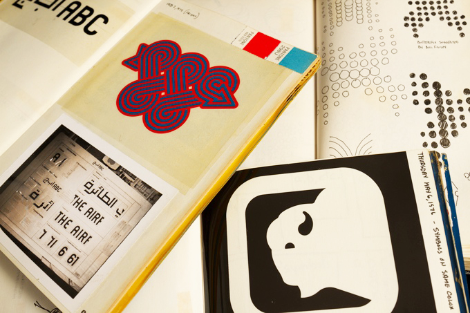 "Lance Wyman's Notebook of ""Designlogs"" Is Looking to Get Published"