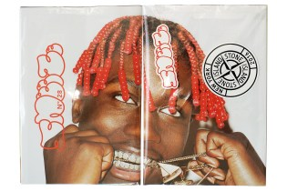"Lil Yachty Stars on the Cover of 'SNEEZE' Magazine's ""Youth is Money"" Issue"