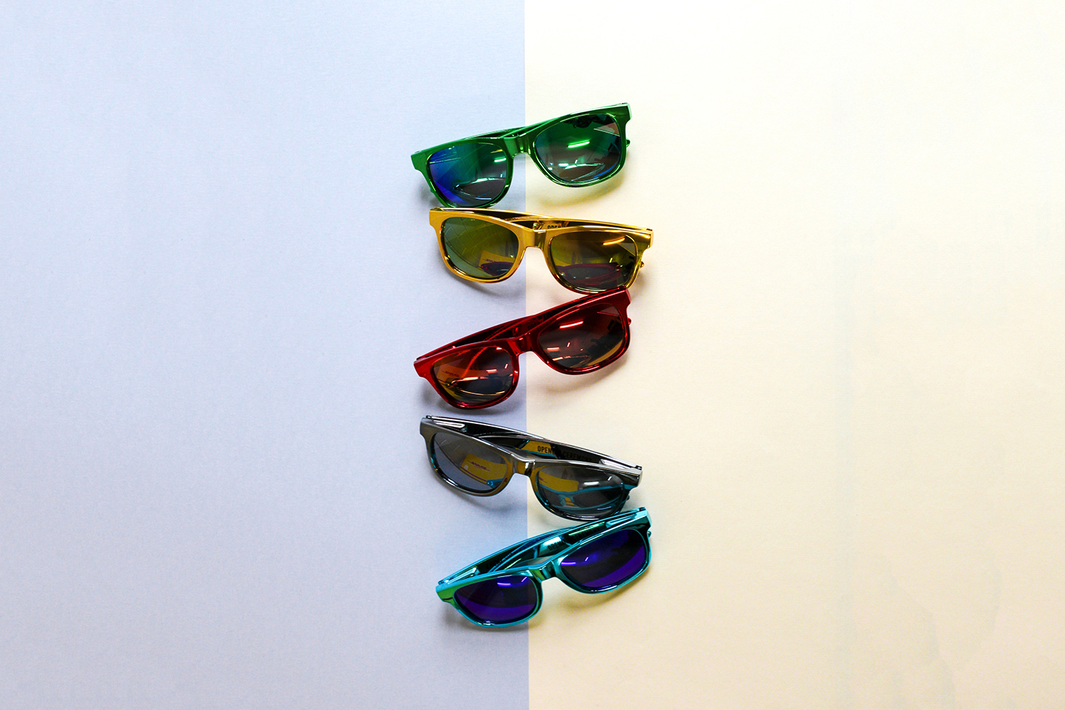 Local Supply and Opening Ceremony Celebrate the Olympics With Sunglasses Collection
