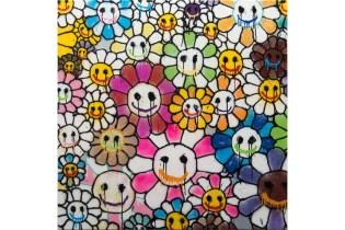Madsaki's Signature Smiley Faces Hit Tokyo's Hidari Zingaro This Weekend