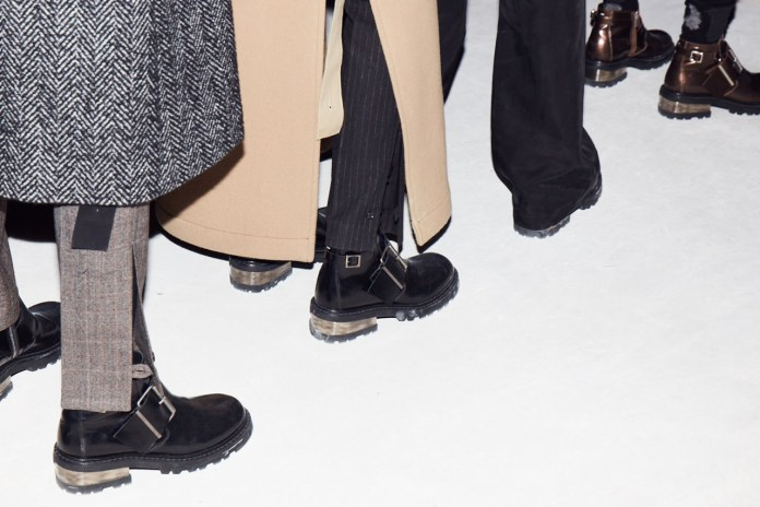A Backstage Look at Maison Margiela's 2016 Fall/Winter Runway Show