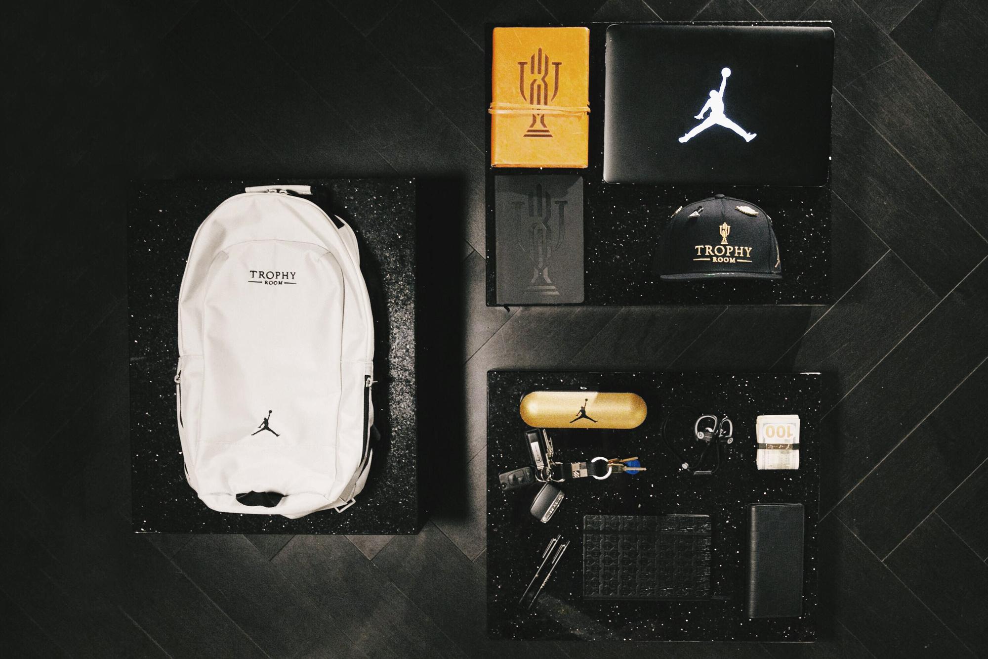 Essentials: Marcus Jordan