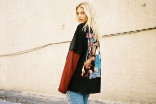 Photographer Martin Mougeot Dedicated an Entire Editorial to Vintage T-Shirts