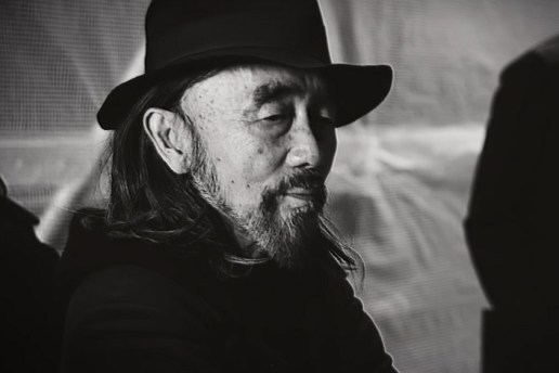 'Master of the Shadows': Yohji Yamamoto Discusses His Immense Passion for Design