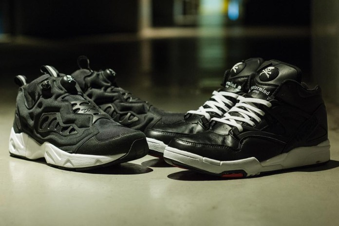 mastermind JAPAN's 2016 Summer Collab With Reebok Is Here