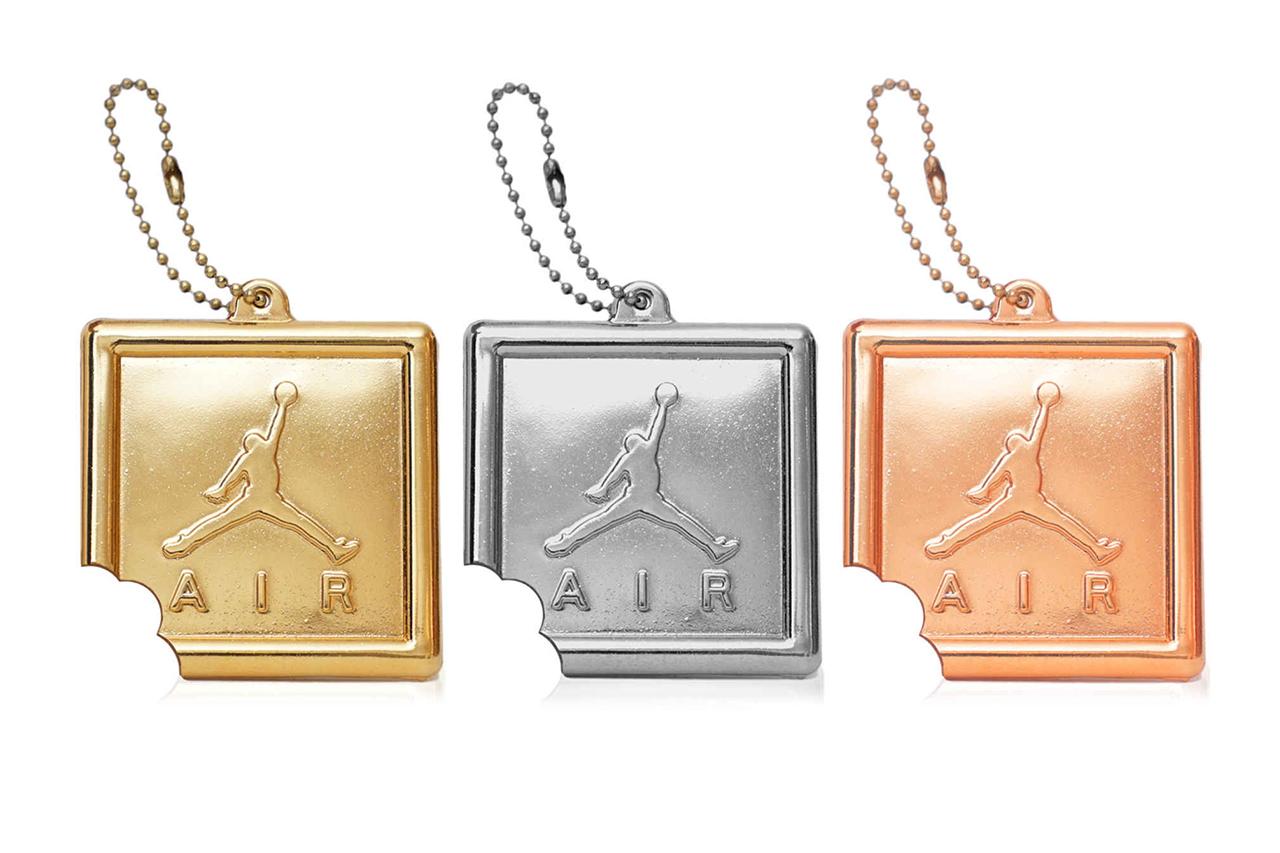 Artist Matthew Senna Gives Air Jordan the Olympic Treatment