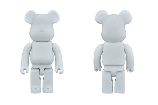 Medicom Toy Unveils First Full-Porcelain BE@RBRICK