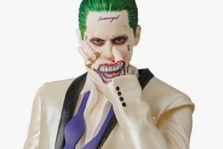 Medicom Toy Releases a New Joker Figurine