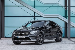 The New Mercedes-AMG GLC 43 Is a Sporty and Elegant SUV
