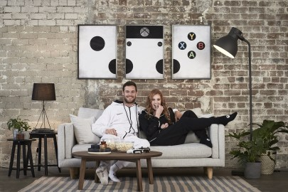 Microsoft's Official Xbox Onesie Will Solve Your Uncomfortable Gaming Woes