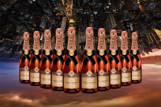 Rep Where You're From With Moët & Chandon's Nectar Impérial Rosé Limited Edition City Series