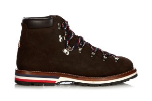 MONCLER's Peak Ankle Boots Will Have You Covered for the Colder Months