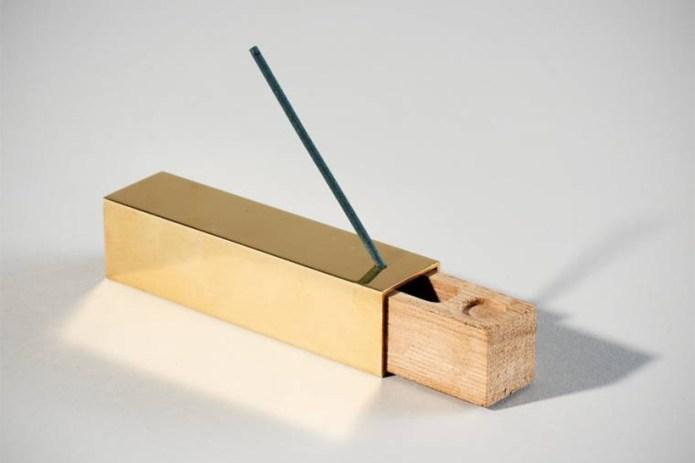 Monocle & Shoyeido Drop a Collaborative Incense Collection