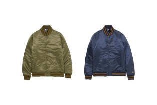 MR.GENTLEMAN Puts Its Spin on the Starter Award Jacket