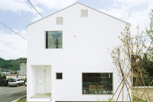 Muji's Window House Is Inspired by Simple English Country Living