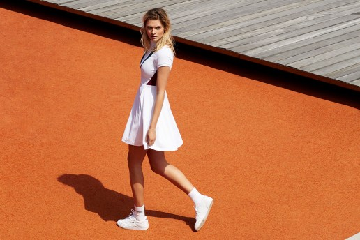The Naked x Reebok 2016 Summer Collection Perfects the Tennis Chic Look