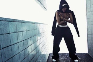 Naomi Campbell Fronts Rihanna's FENTY PUMA 2016 Fall/Winter Campaign