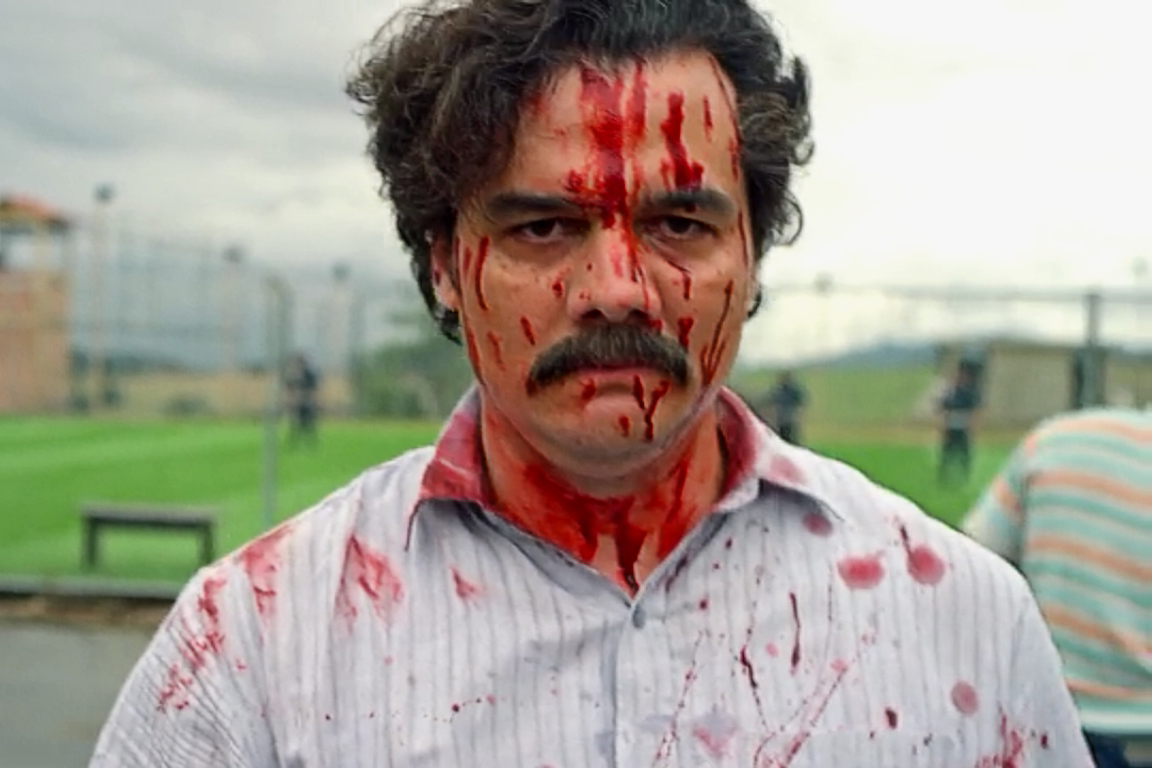Pablo Escobar Is at the Center of a War in 'Narcos' #WhoKilledPablo Trailer
