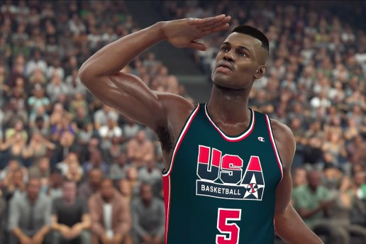 "The ""Dream Team"" Takes on 2016's Olympic Squad in New NBA 2K17 Trailer"