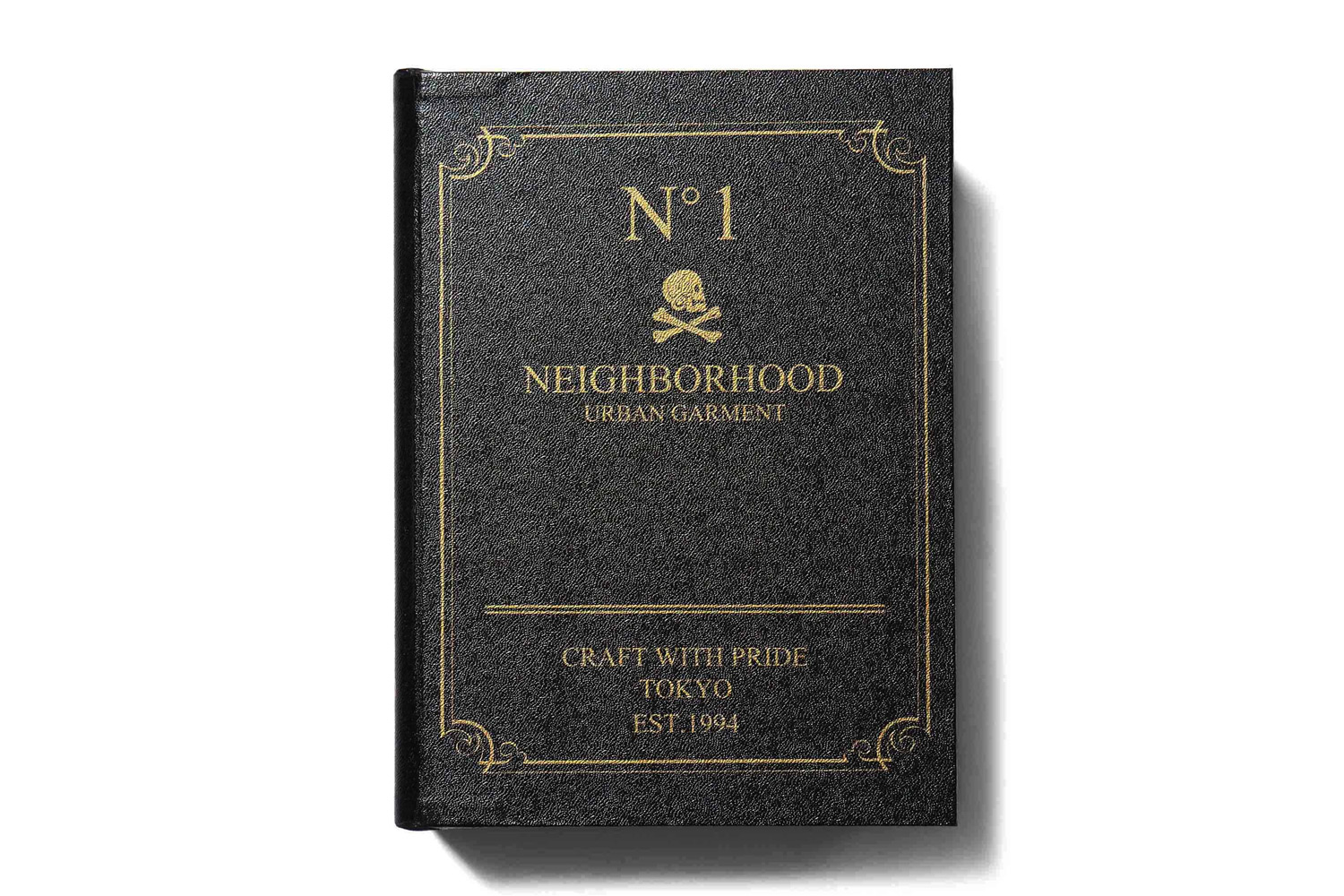 NEIGHBORHOOD Re-Releases the No.1 P-Book Box