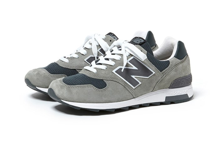 This Latest New Balance M1400 Contrasts Shades of Gray