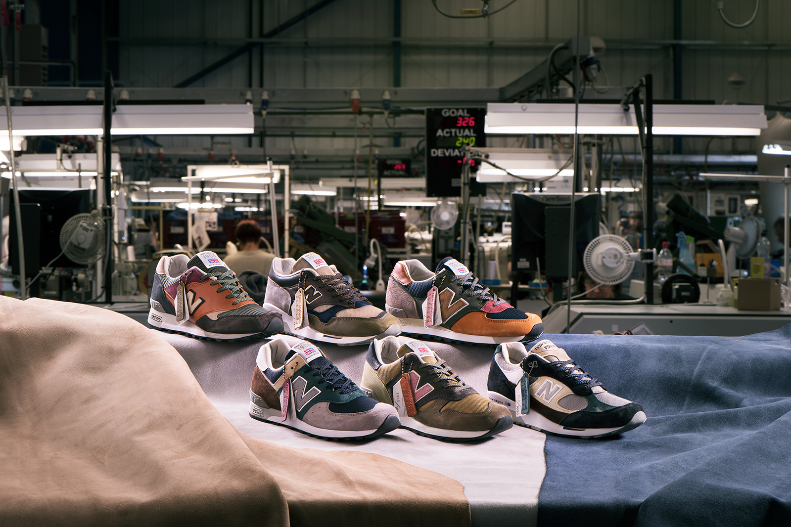 New Balance Goes to the Archive for Its MiUK Surplus Pack