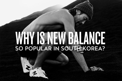 Unpacking the Popularity of New Balance Sneakers in South Korea